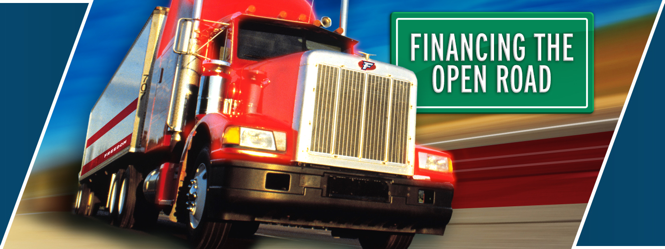 Financing the Open Road
