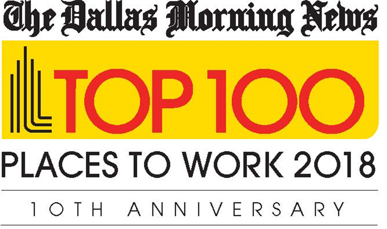 Top 100 best places to work