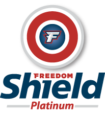 Freedom Shield Platinum