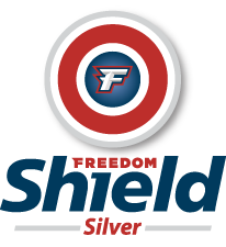 Freedom Shield Silver